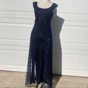 Aspeed Prom Wedding Navy Dark Blue Gown Dress